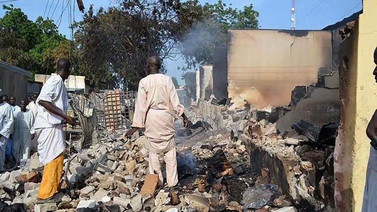"""""""No habrá misericordia"""": Boko Haram rodea la ciudad de dos millones de habitantes"""