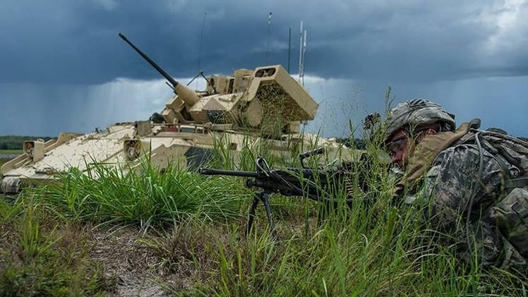 EE.UU. aumentará en primavera su presencia militar en Europa