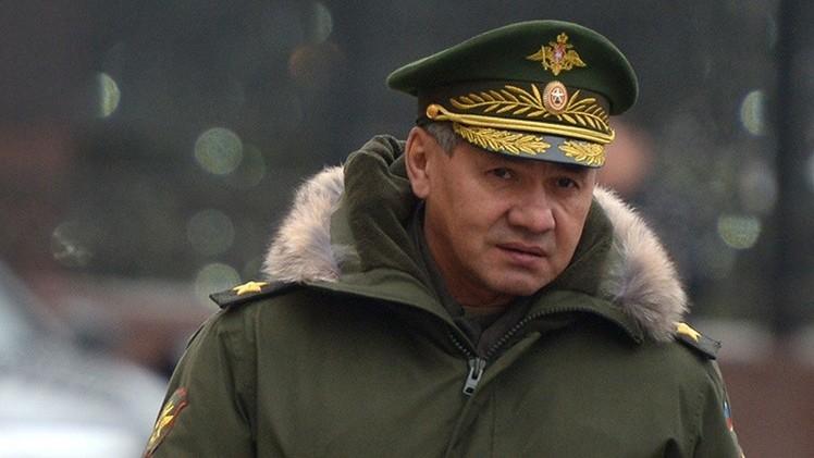 """Ministro de Defensa ruso: """"No será permitida una supremacía militar sobre Rusia"""""""