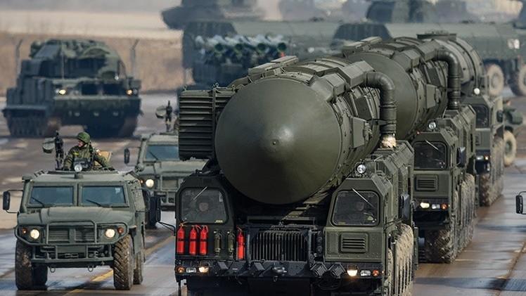 """""""Rusia se ve obligada a responder al sistema de defensa antimisiles de EE.UU."""""""