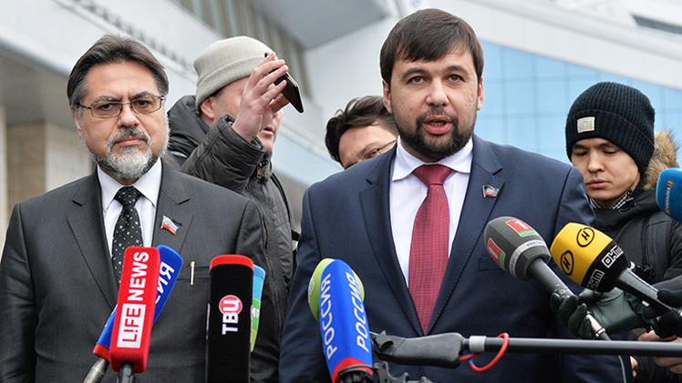 Fracasa el diálogo sobre Ucrania al no presentarse los delegados de Kiev