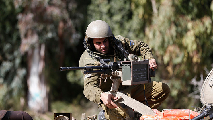 Video revelador: Españoles en el Líbano filman el probable ataque desde Israel