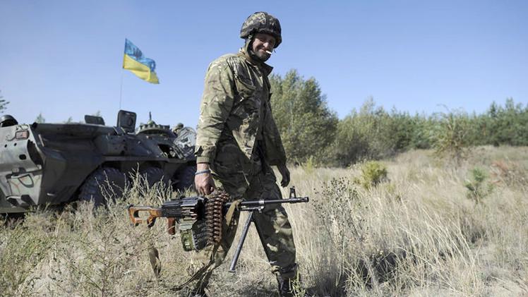Ucrania pierde la guerra
