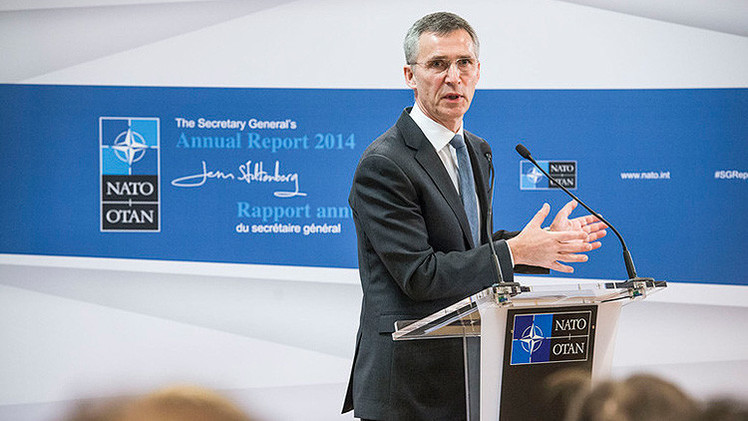 La OTAN planea desplegar unidades de vanguardia en 6 países de Europa del Este