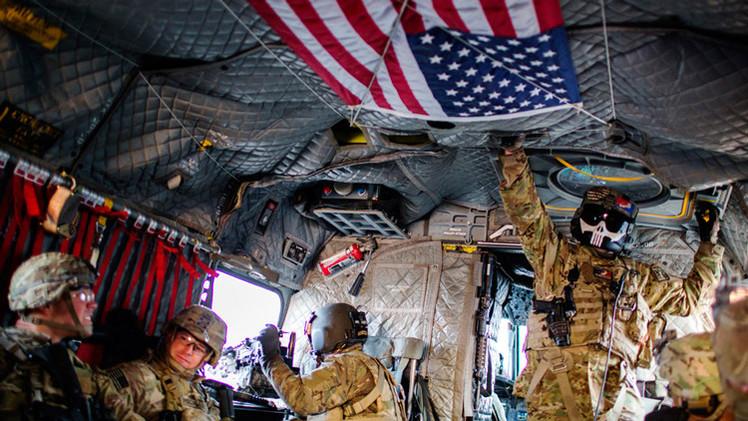 EE.UU. no descarta enviar tropas a Irak para ayudar en la lucha contra el EI