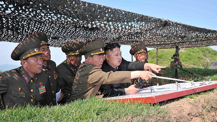 Kim Jong-un: Corea del Norte está preparada para una guerra nuclear