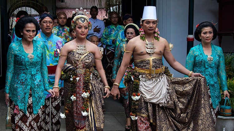 El papel de casamenteros en Indonesia