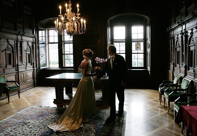 Baños de barro en las bodas en Suiza