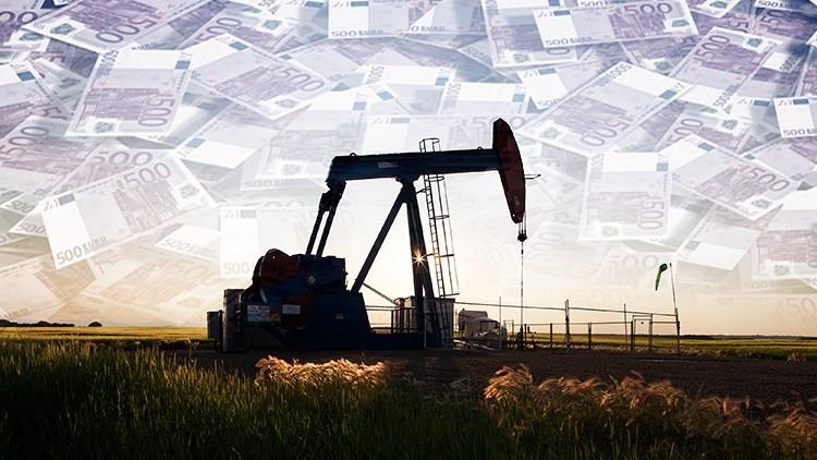 La caida drástica de euro y precios de petróleo