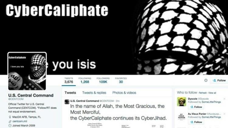 El Estado Islámico 'hackea' la red informática del Pentágono