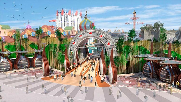 Ocho atracciones turísticas mundiales que aparecerán en 2015