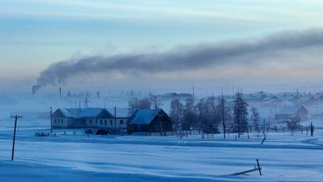 ¿Cómo se vive en el pueblo más frío del mundo?