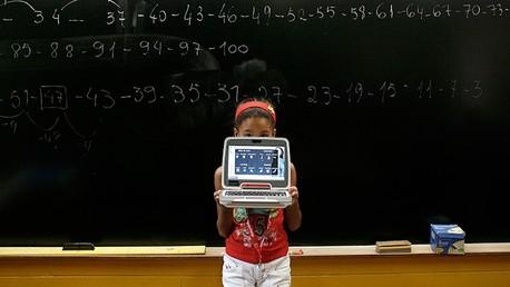 Cómo la tecnología moderna 'enloquece' a los niños