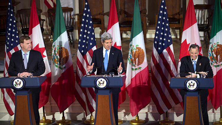 Kerry: México puede ayudar a que EE.UU. y Cuba restablezcan sus relaciones