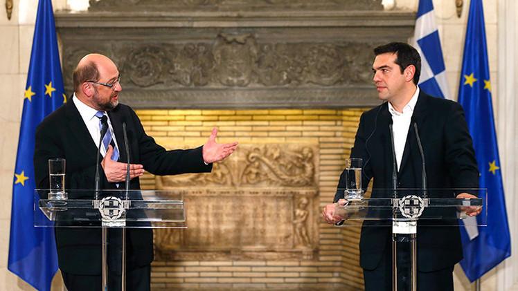 El acercamiento entre Grecia y Rusia alarma a Europa