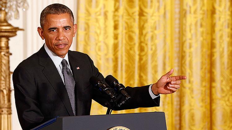 """Obama: """"No creo que sea prudente un conflicto militar entre EE.UU. y Rusia"""""""