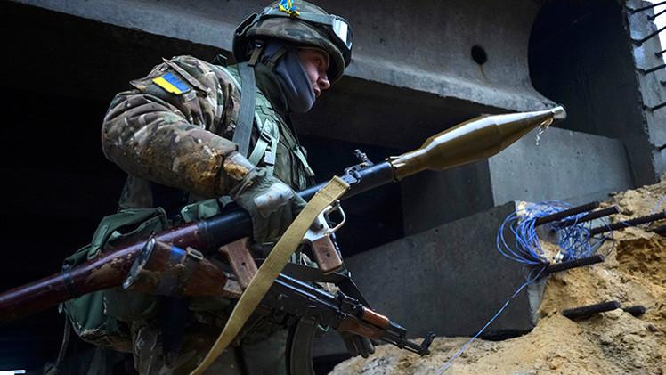 Medio ruso: Mercenarios de la UE combaten al lado de Kiev en Ucrania