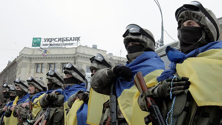 """""""Más del 80% de los ucranianos movilizados por Kiev no son aptos para el ejército"""""""