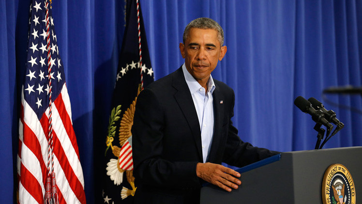 Presentador de HBO: Obama es el peor presidente para la libertad de prensa