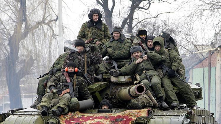 Donetsk anuncia una movilización general contra el Ejército ucraniano