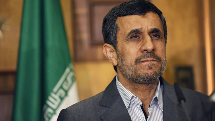 ¿Vuelve Ahmadineyad? El expresidente de Irán lanza su sitio web antes de las elecciones