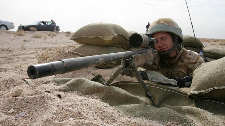 El francotirador más letal del mundo no aparece en 'American sniper'