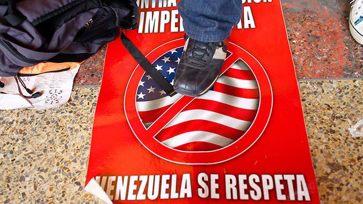 Venezuela denunciará el intervencionismo de EE.UU. ante instancias internacionales