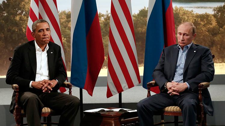 """""""Obama intenta dividir el entorno de Putin"""""""