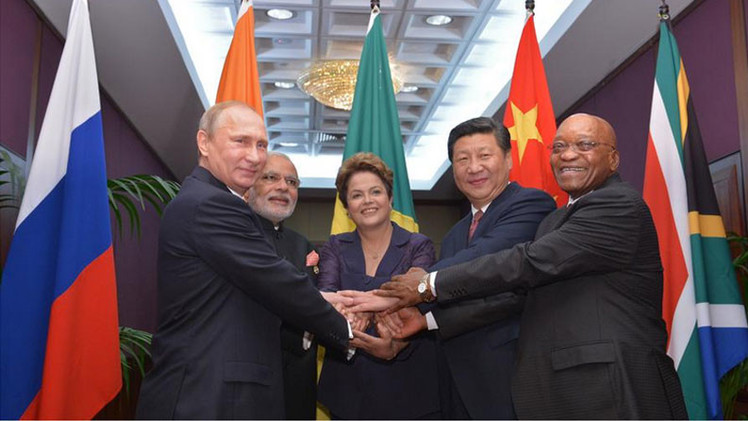 """""""El BRICS es un desafío al sistema del señorío feudal de Occidente"""""""