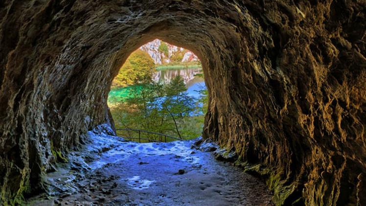 Los maravillosos lugares de la UNESCO 'escondidos' por la naturaleza