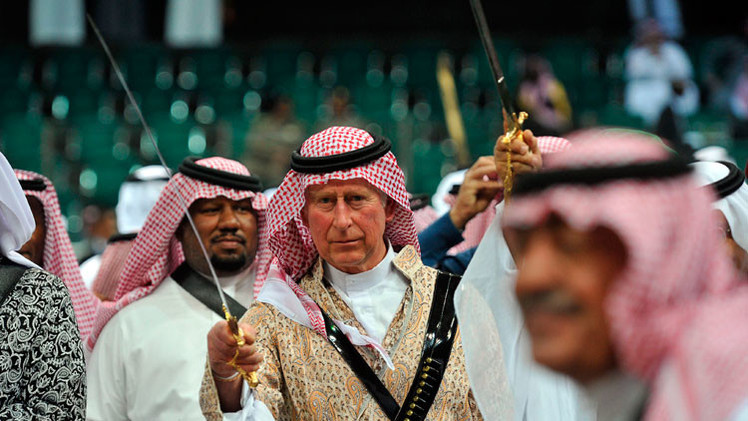 """Biógrafa: """"Al príncipe Carlos no le gusta vender armas en Oriente Próximo"""""""