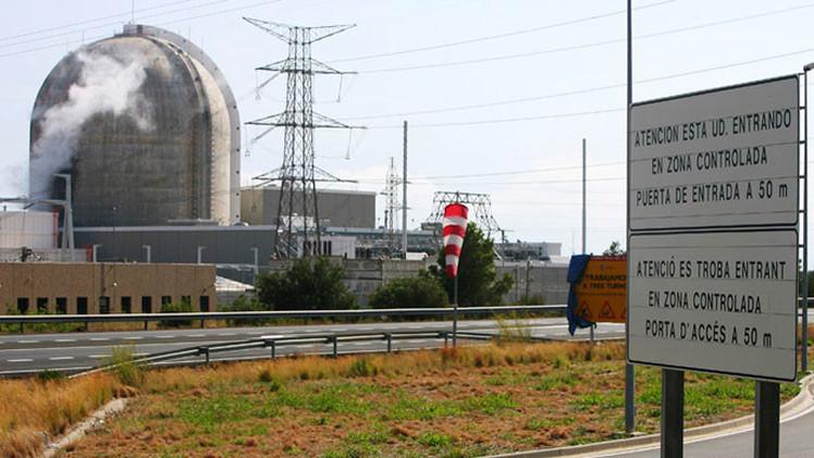 Un problema eléctrico obliga a detener una central nuclear en España