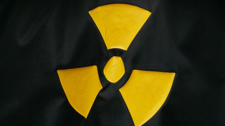 Hallan en México material radioactivo robado