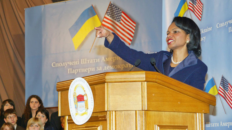 """""""EE.UU. se comporta como si Ucrania fuera su 51º estado"""""""