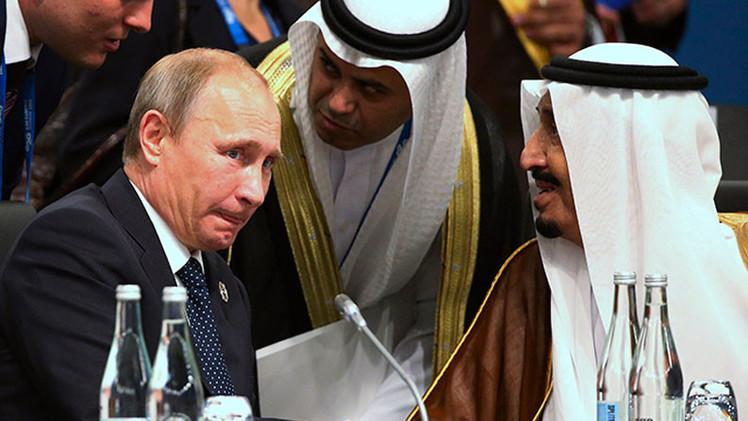 Rusia niega que Arabia Saudita le ofrezca subir el precio del crudo si no apoya a Assad