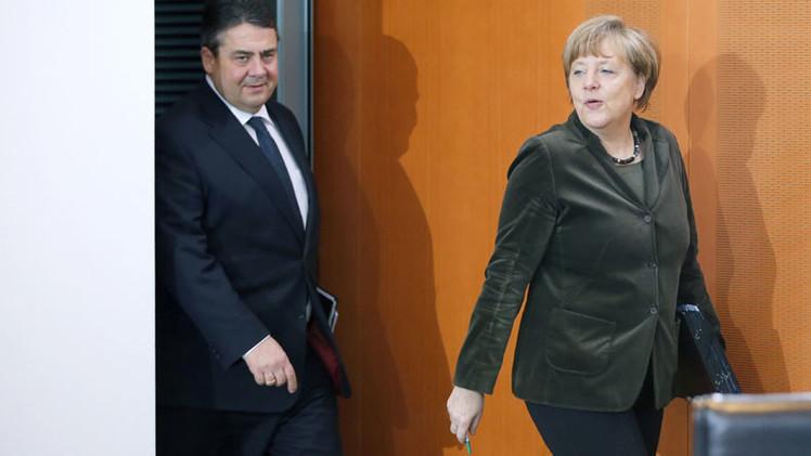"""Ministro alemán: """"Grecia no ha sido víctima de la Troika, sino de sus propias élites"""""""