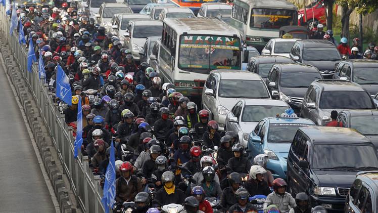 Conozca las ciudades con el peor tráfico vehicular del mundo
