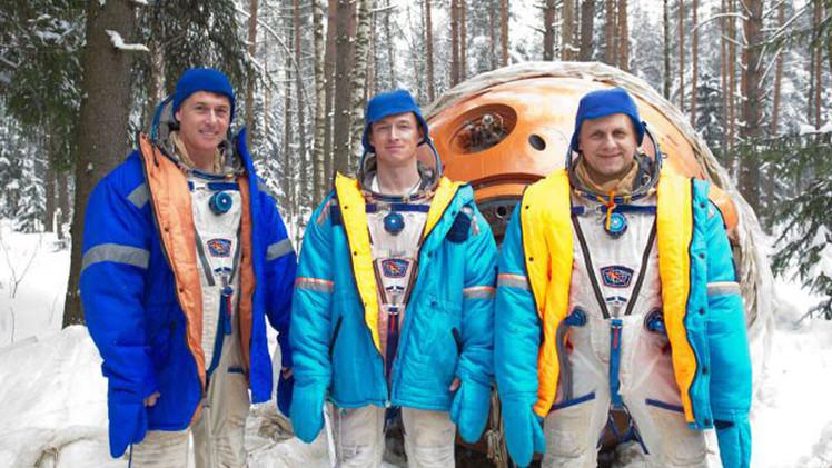 'Cursos de Robinson': así aprenden los cosmonautas a sobrevivir en condiciones extremas (video)