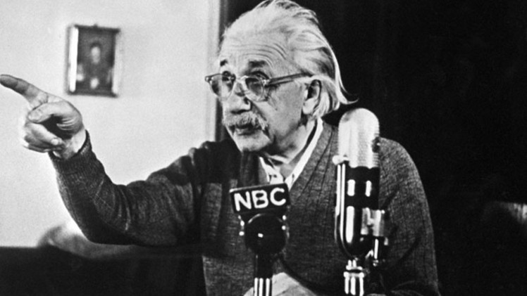 Einstein predijo en su diario que el sionismo traería la guerra durante décadas