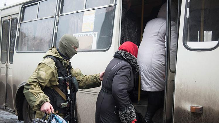 Donetsk advierte de que Kiev está preparando un atentado para desacreditar a las autodefensas