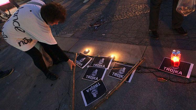 ¿El fin de la Troika? Francia, Italia y la Comisión Europea preparan su tumba