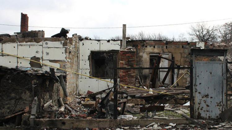 Milicia de Donetsk: Ucrania utiliza un poderoso lanzamisiles a gran distancia