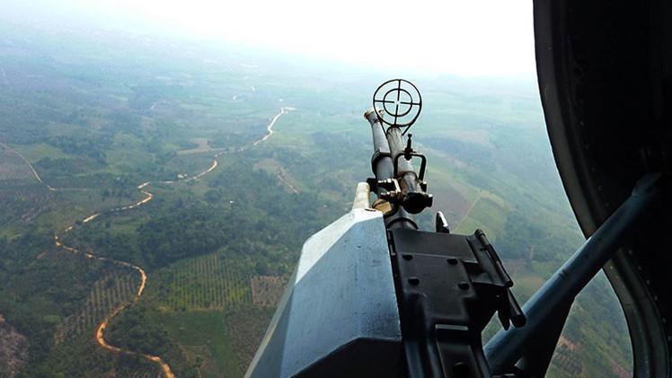 Perú establece una zona de exclusión aérea cerca de Bolivia para luchar contra el narcotráfico