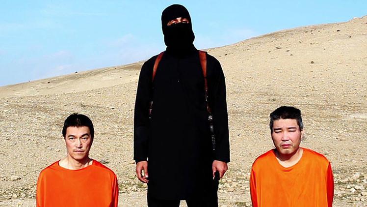 """""""La decapitación de los rehenes japoneses es un regalo de Navidad para Abe"""""""
