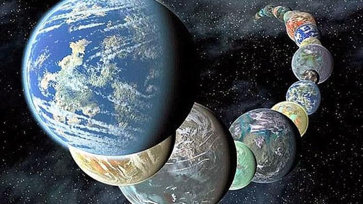 Investigadores: Existen 200.000 millones de planetas similares a la Tierra en la Vía Láctea