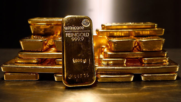 ¿Dónde está realmente el oro de Alemania?