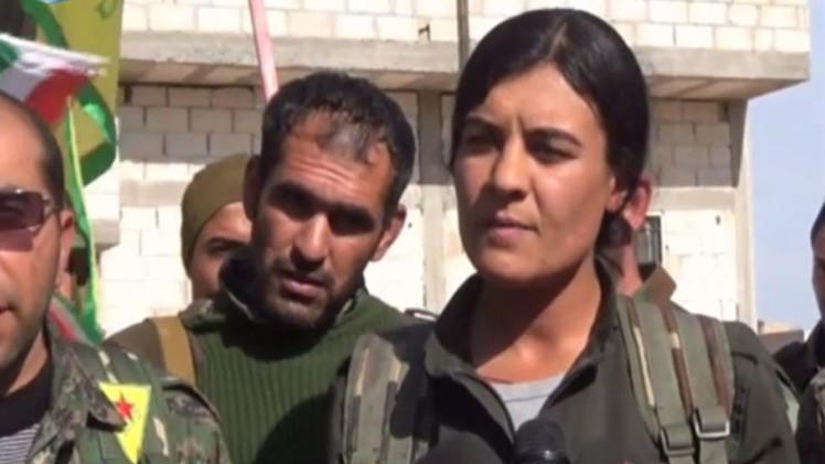 Perece en la batalla por Kobani la combatiente kurda más conocida