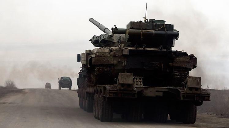 Confirmado: Ucrania revende armas estadounidenses a Siria