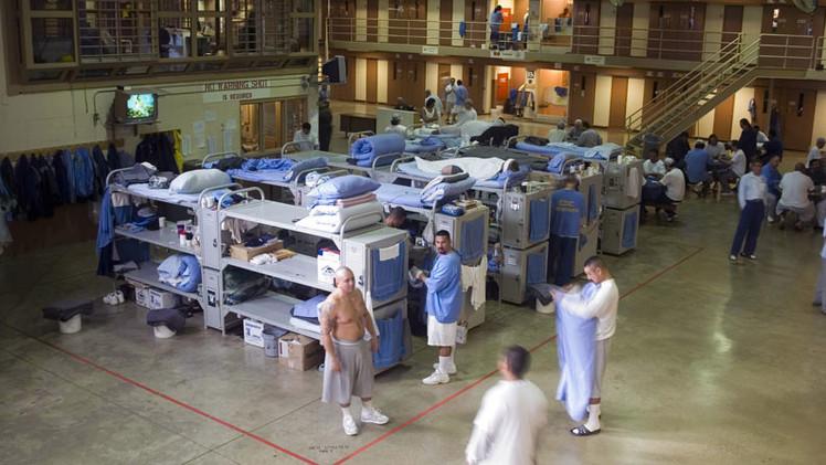 ¿Por qué hay tantos reos en prisiones de EE.UU.?