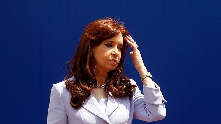 Cristina Fernández retuitea la carta de la embajadora argentina al Congreso de EE.UU.